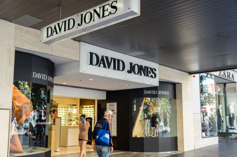 David Jones' multi-million dollar investment to lure customers back into stores