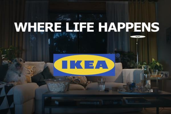 Ikea Where Life Happens