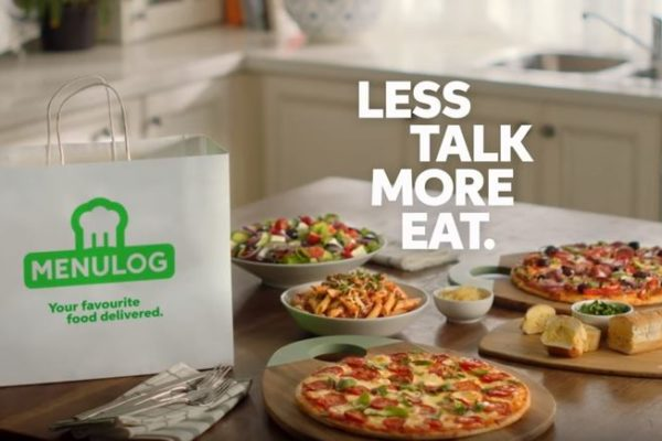 Menu Log Advertising Campaign