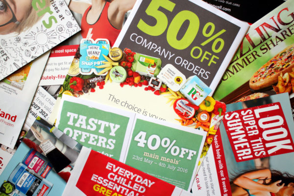 Print catalogue marketing